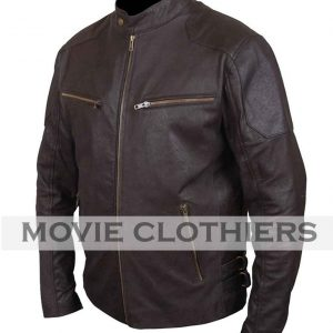 Steve Rogers Civil War Jacket