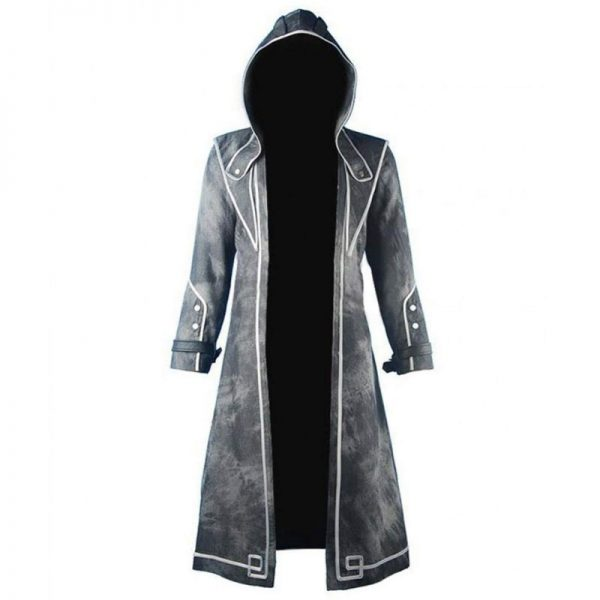 Corvo Attano Dishonored Hoodie Coat