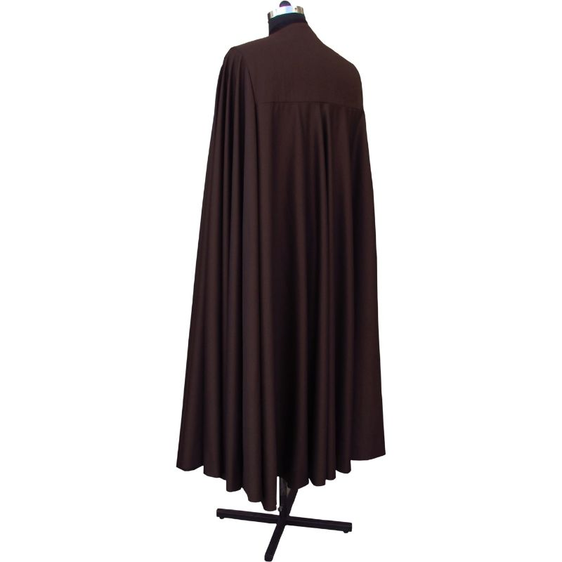 Star Wars Cosplay Attack of The Clones Jedi Sith Count Cape