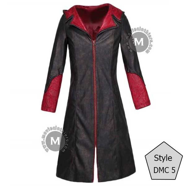 DMC Dante Trench Coat