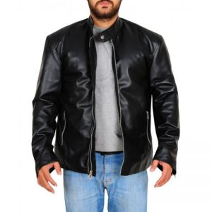 Woodside Lucifer Leather Jacket