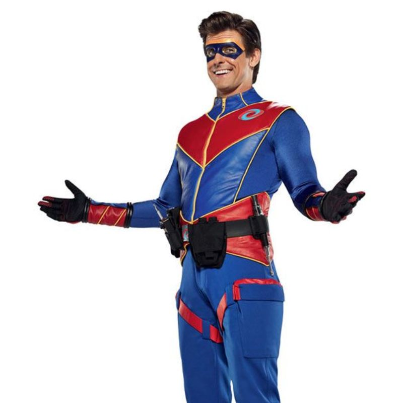 Henry Danger Captain Man Costume Jacket