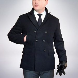 James Bond Pea Coat