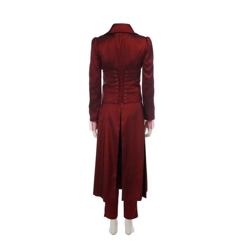Dark Phoenix Famke Janssen Coat