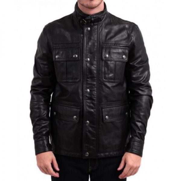 24 Season 8 Jack Bauer Leather Jacket