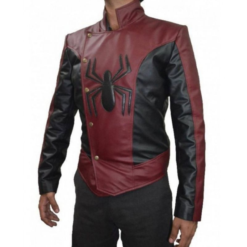 Spiderman The Last Stand Leather Jacket