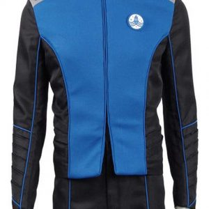 Captain Ed Mercer The Orville Jacket
