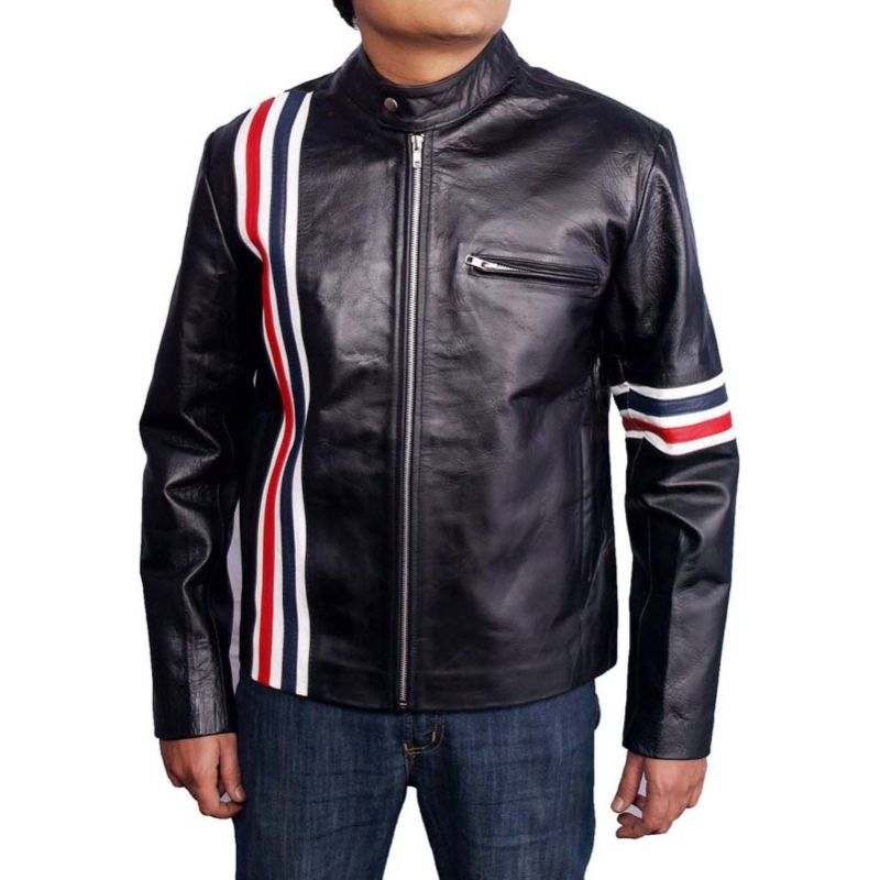 Easy Rider Peter Fonda Flag Jacket