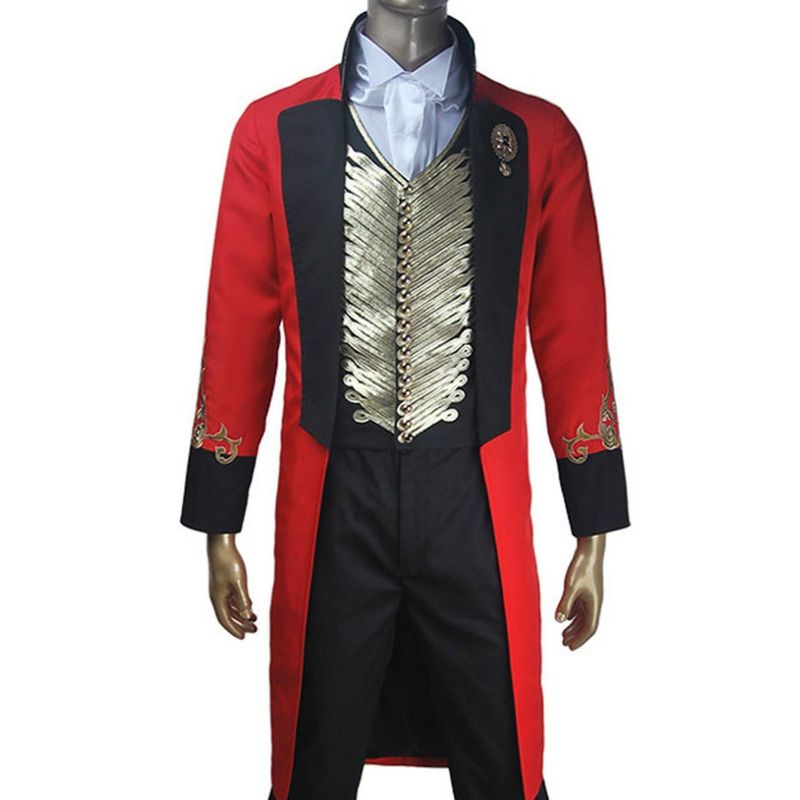 The Greatest Showman Hugh Jackman Coat