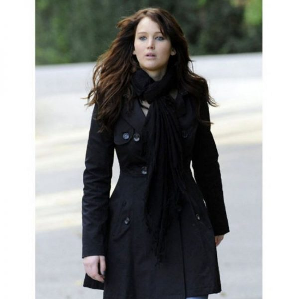 Jennifer Lawrence Silver Linings Playbook Tiffany Coat