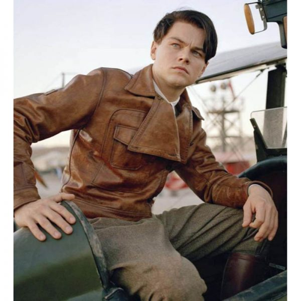 Leonardo DiCaprio The Aviator Jacket