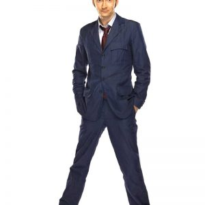 Tenth Doctor Blue Suit