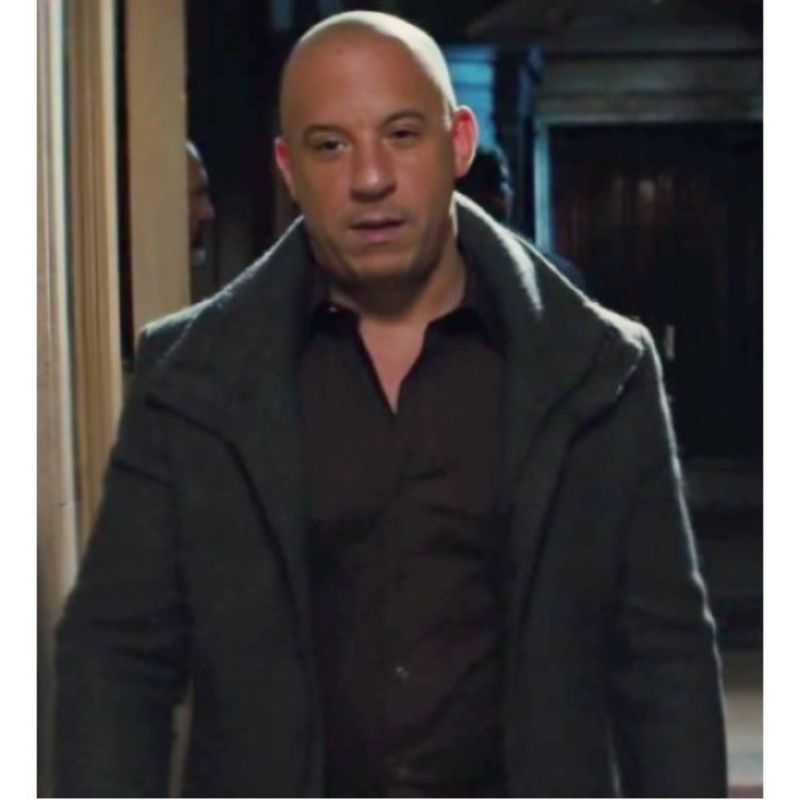 The Last Witch Hunter Vin Diesel Jacket