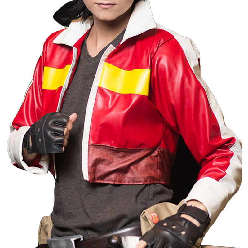 Voltron Legendary Defender Keith Cosplay Jacket
