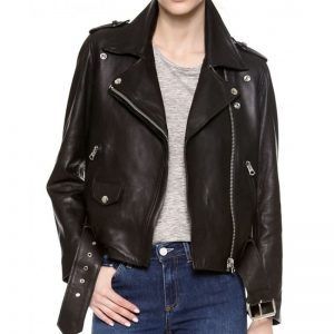 Jessica Jones Leather Jacket
