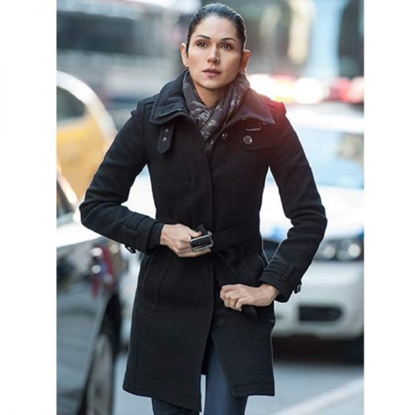 Power Consequences Angela Valdes Coat