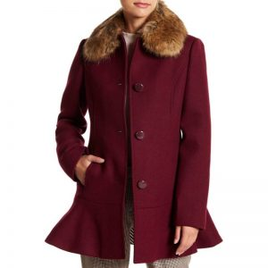 Riverdale S04 Veronica Lodge Coat