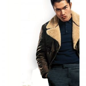 The Gentlemen Henry Golding Jacket
