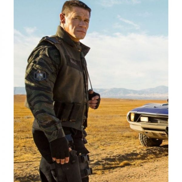 Fast and Furious 9 John Cena Vest