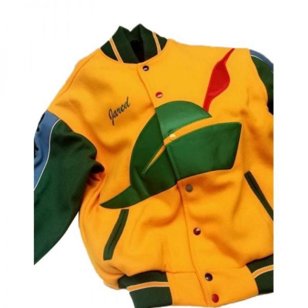 Silicon Valley Pied Piper Jacket