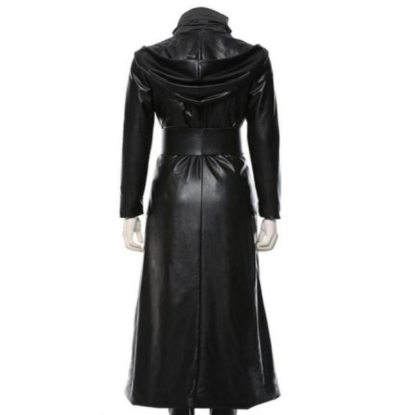 Angela Abar Watchmen Hooded Coat