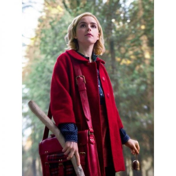 Chilling Adventures of Sabrina Spellman Coat