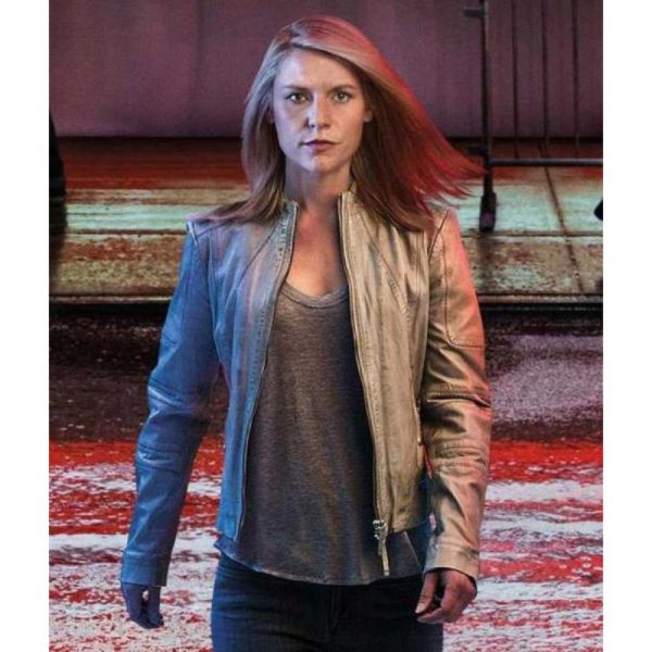 Homeland S08 Ep6 Carrie Mathison Jacket