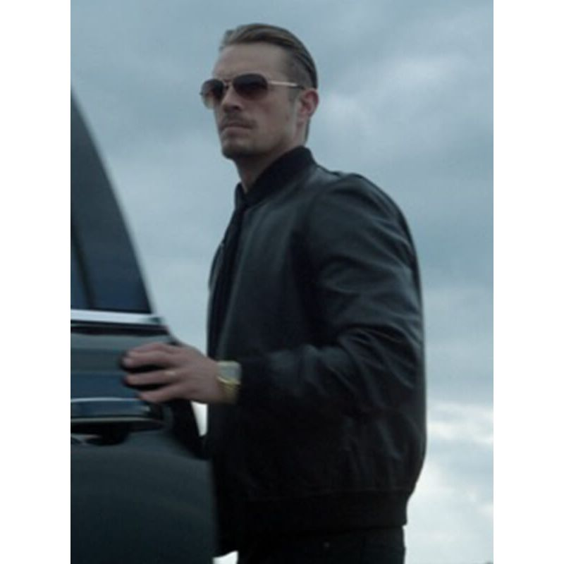 The Informer Joel Kinnaman Jacket