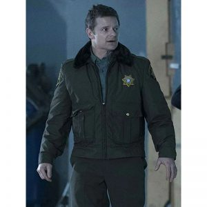 Steve Zahn TV Series The Crossing Jacket
