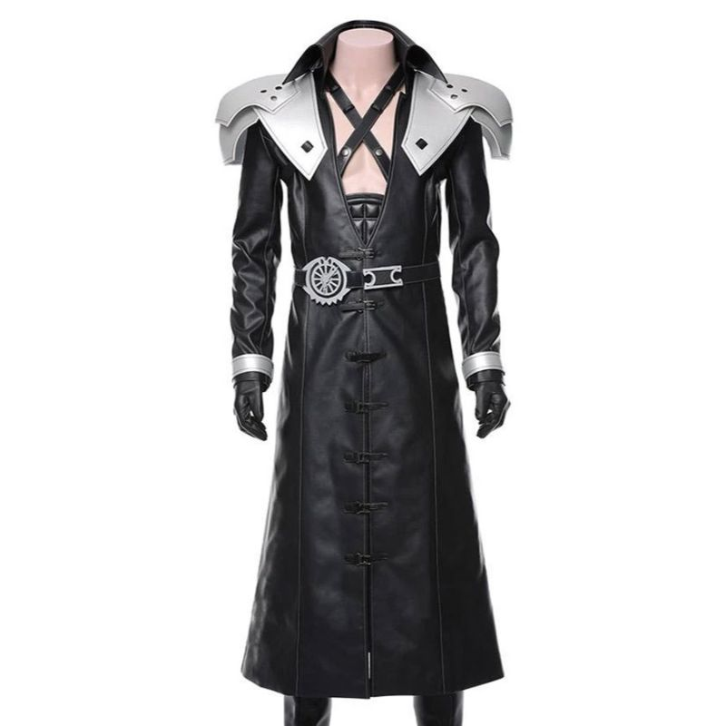 Sephiroth Final Fantasy VII Remake Coat