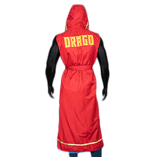 Creed II Viktor Drago Coat With Hood