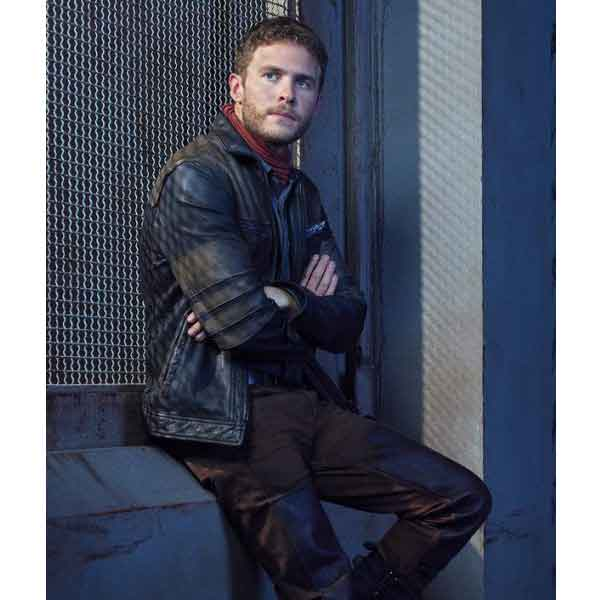 Agents Of Shield Leo Fitz Jacket