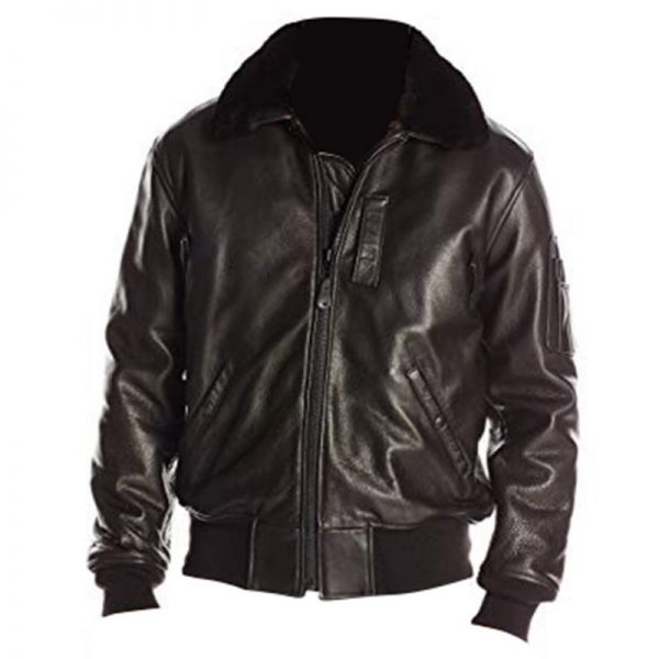 B-15 Flight Leather Jacket