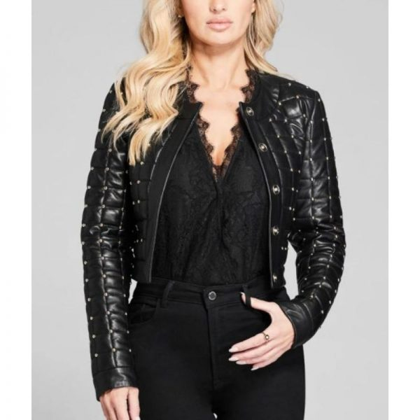 Batwoman Mary Hamilton Quilted Jacket
