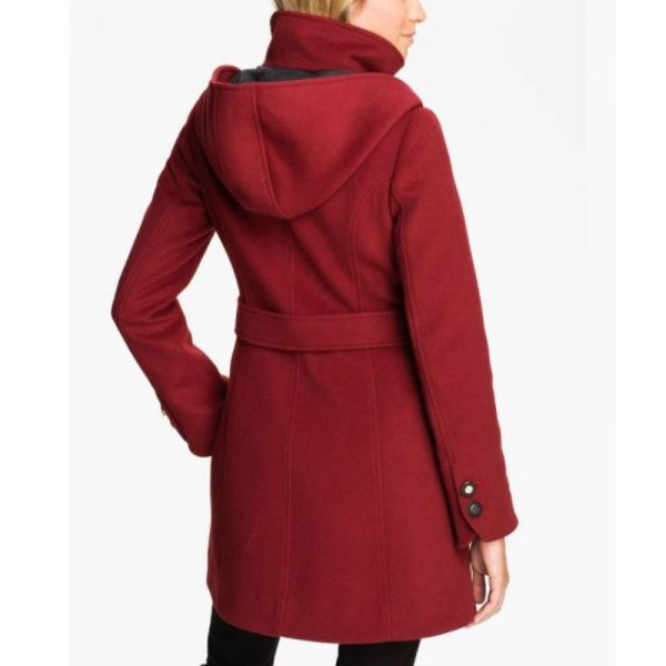Emma Swan OUAT Red Trench Coat